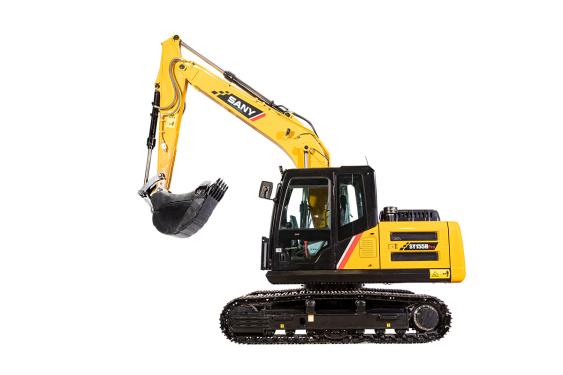 三一重工SY155H Pro小型挖掘机