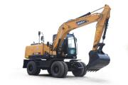 三一重工SY155W Pro小型挖掘機