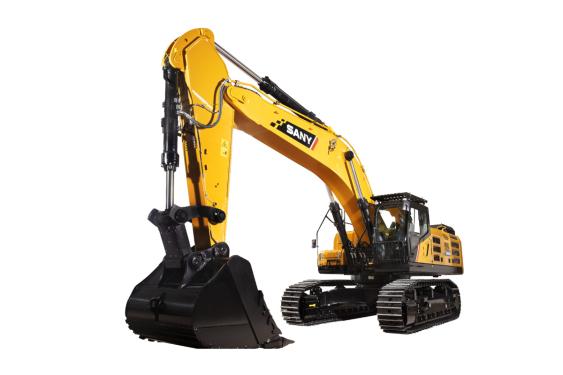 三一重工SY650H大型挖掘机