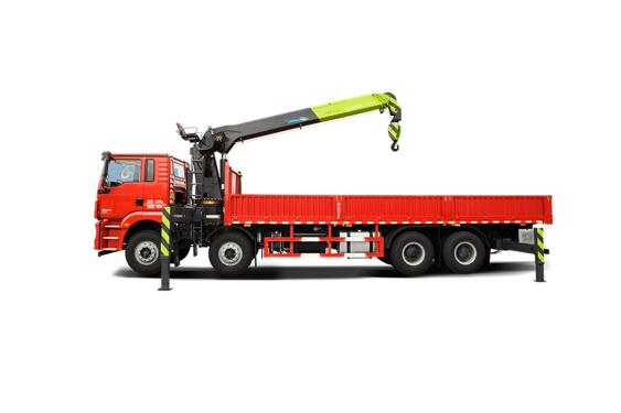 雷萨重机SQ12X412吨随车起重机