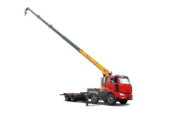 徐工GSQS350-5直臂式随车起重机