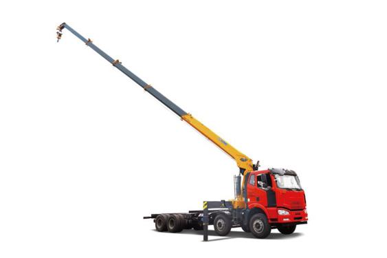 徐工GSQS300-4直臂式随车起重机