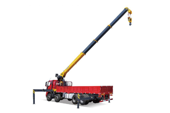 徐工GSQS100-4直臂式随车起重机
