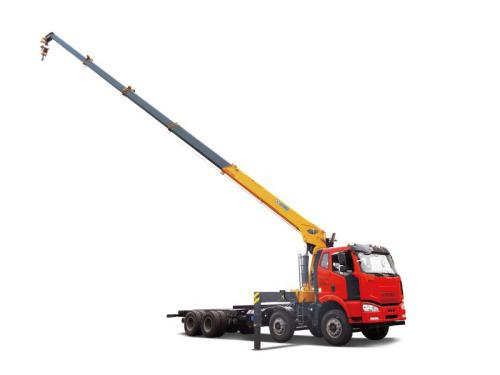 徐工GSQS400-4直臂式随车起重机