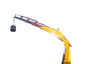 徐工GSQZ200.4折臂式随车起重机