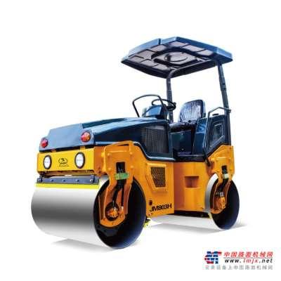駿馬JM803H全液壓雙鋼輪振動壓路機