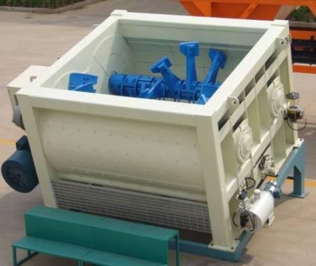 方圆JS2000B混凝土搅拌机