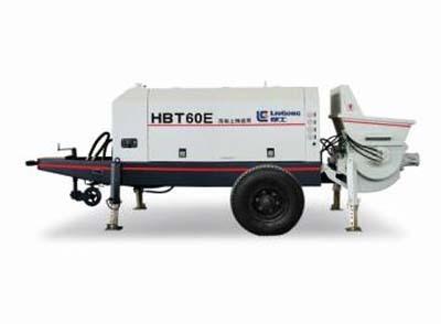 柳工HBT60E混凝土输送泵