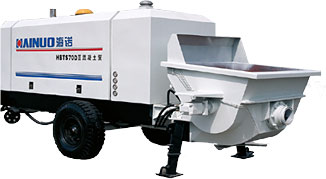 海诺HBTS60EII拖泵高清图 - 外观