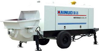 海诺HBTS80EII拖泵高清图 - 外观