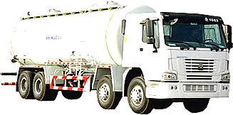 海诺HNJ5311GSNHOWO解放散装水泥车