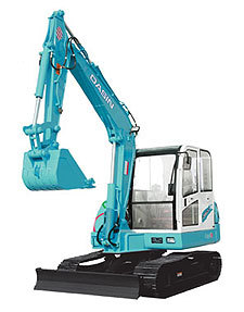 大信DS60-7小型挖掘机