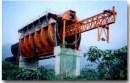 大方DZ500型大型薄腹梁渡槽造桥机高清图 - 外观