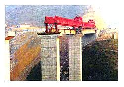 大方DF40/100型架桥机