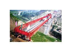 大方DF35/80型架桥机高清图 - 外观