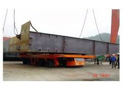 大方DCY100型動力平板運輸車