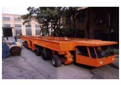 大方DCY180型动力平板运输车