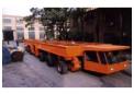 大方DCY180型动力平板运输车高清图 - 外观