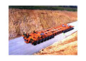 大方DCY450型动力平板运输车高清图 - 外观