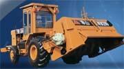 华山YWB210全液压轮式稳定土拌和机