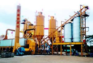 南侨QLB3000型沥青搅拌设备