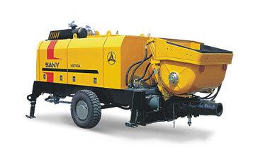三一重工HBT60A-1406DⅢ混凝土输送泵