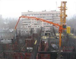 建研HGY17楼板爬升式布料机