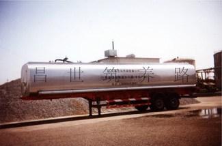昌世RLY系列沥青运输加热罐(半挂)