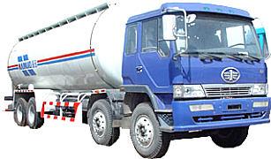 海诺HNJ5310GSN解放散装水泥运输车