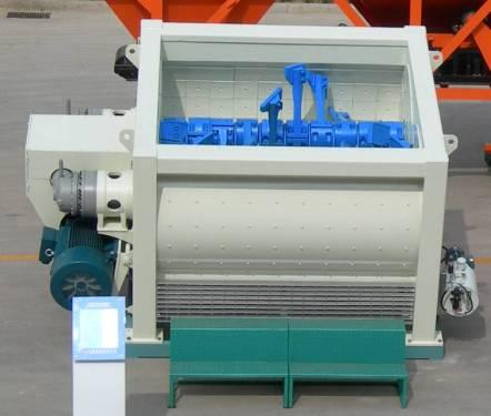 方圆JS3000A混凝土搅拌机