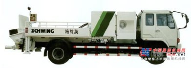 施维英200/120D车载泵