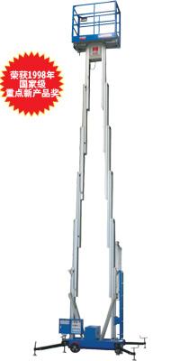赛奇双桅柱式平台高清图 - 外观