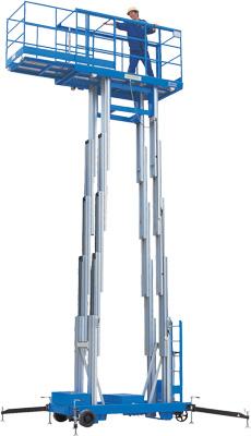 赛奇四桅柱式平台高清图 - 外观