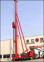 振中JZL50/JZL75/JZL90A履带式多功能桩机高清图 - 外观