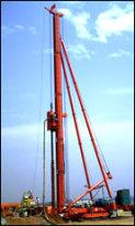 振中CFG20/CFG25/CFG30长螺旋钻机