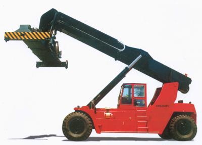 大连叉车CRS450Z5正面吊高清图 - 外观