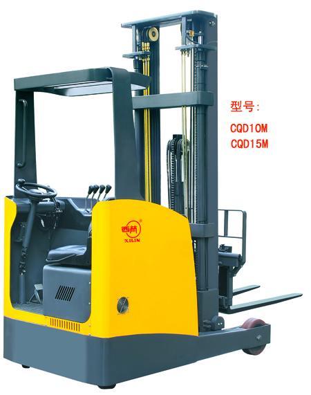 西林CQD10M/CQD15M电动前移式叉车高清图 - 外观