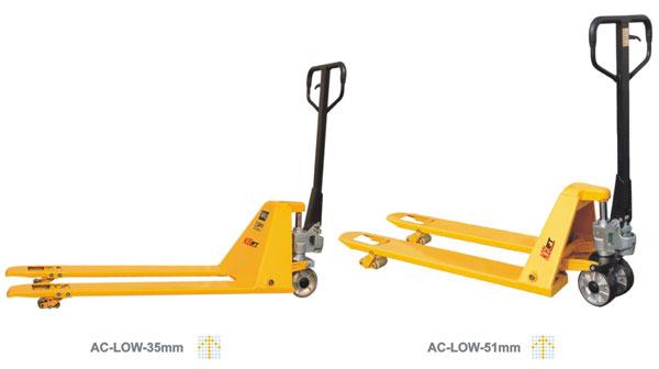 诺力AC-Low系列手动搬运车高清图 - 外观