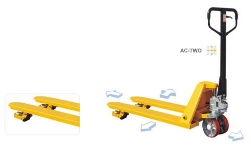 诺力AC-TWO手动搬运车高清图 - 外观
