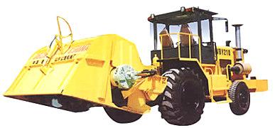路星WBY210型稳定土拌合机