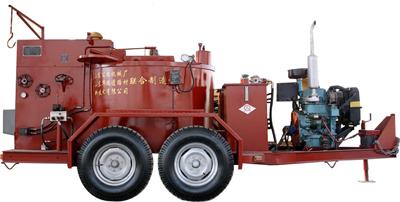 路星HRFILL10型灌缝机高清图 - 外观