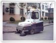扫地王DULEVO120中型扫路机高清图 - 外观