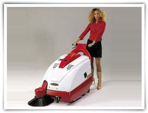 扫地王Kobra550小型扫路机