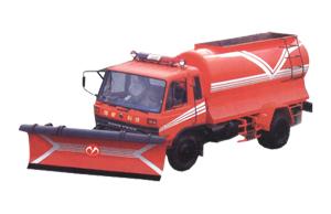 海誉科技SHY-600/800型除雪撒布车高清图 - 外观