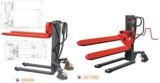 诺力HS 0809/HS-T0809手动堆高车