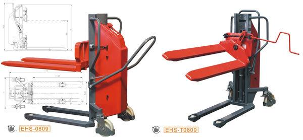 诺力EHS 0809/EHS-T 0809半电动堆高车