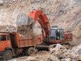 邦立CE400-5正铲液压挖掘机高清图 - 外观