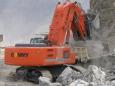 邦立CE460-5正铲液压挖掘机高清图 - 外观