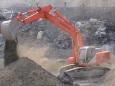 邦立CE460-5反铲液压挖掘机高清图 - 外观