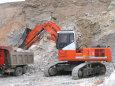 邦立CE650-6正铲液压挖掘机高清图 - 外观